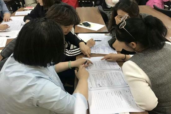 反思总结   砥砺前行 ——郑州高新区五龙口小学召开本学期期中考试质量分析会