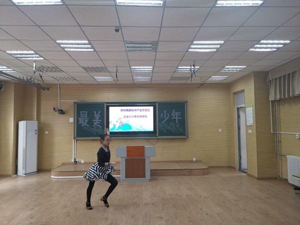 """郑州高新区五龙口小学进行""""最美少年""""评选活动"""