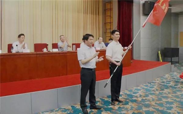 南阳举行2019年青年普法志愿者法治文化基层行活动启动仪式
