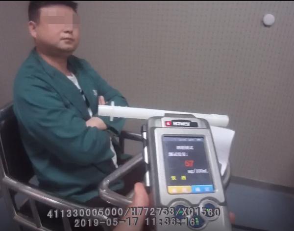 桐柏公安交警:连续套牌还酒驾 拘留记分被严罚