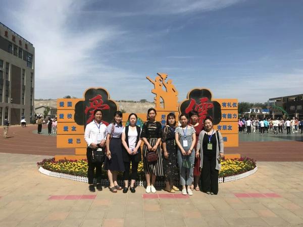 郑州高新区五龙口小学开展本学期第三次家长开放日活动