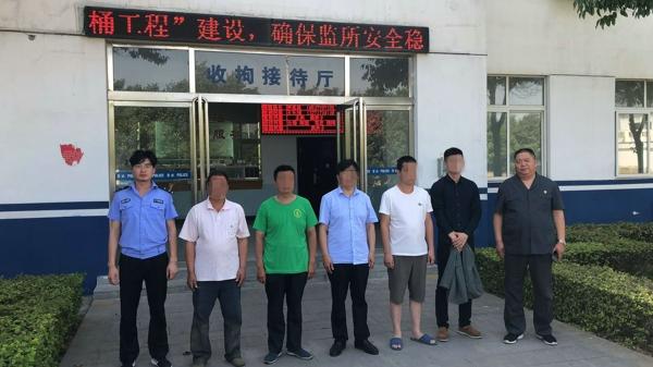 宛城区法院:集中执行 5名失信人被拘留