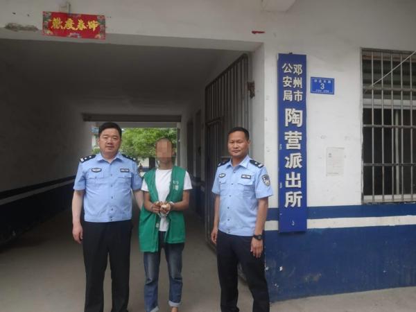 邓州陶营:民警快速破案,挽回百万经济损失