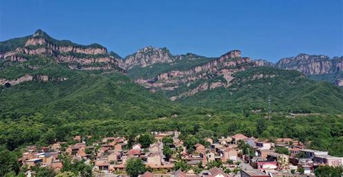 河南林州:大力发展乡村旅游产业 庙荒不荒