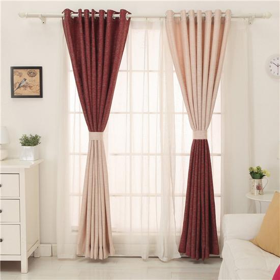 如何挑选欧式新家的客厅窗帘,小编告诉你