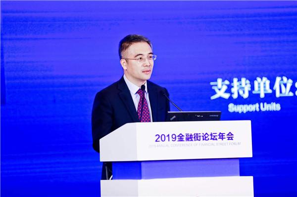 工商银行行长谷澍:金融繁华缺少实体经济支撑只会虚胖