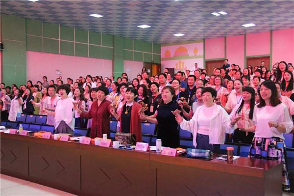 南阳市学前教育宣传月启动仪式在内乡幼儿园成功举行