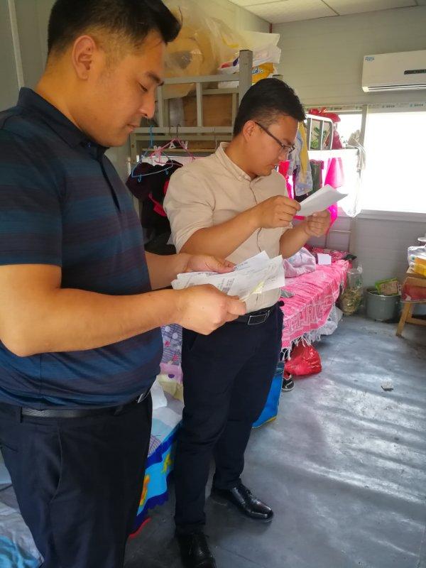 宁陵县总工会北京农民工服务站 关爱农民工 我们在行动