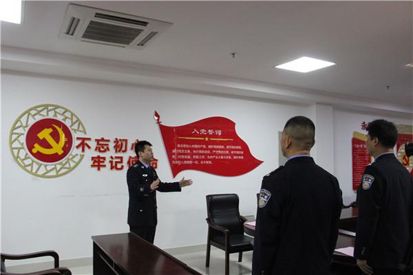严格公正执法的践行者————新野县公安局法制大队副大队长周磊