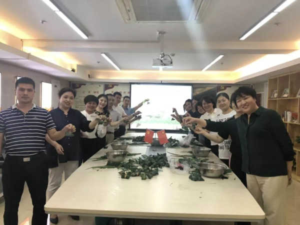 """管城回族新联会成功举办 """"同心品端午 粽情新阶层""""活动"""