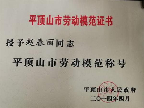 【奋进新时代 出彩河南人】赵春丽:桃李不言自成蹊 以德化人育栋梁