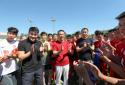 打造明日之星 恒大马德里办国际青年赛事许家印现场督战
