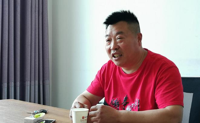 做公益是一种习惯——专访爱心企业家李峰