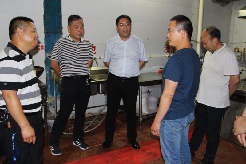商丘市市场监督管理局加强高招期间食品安全监管