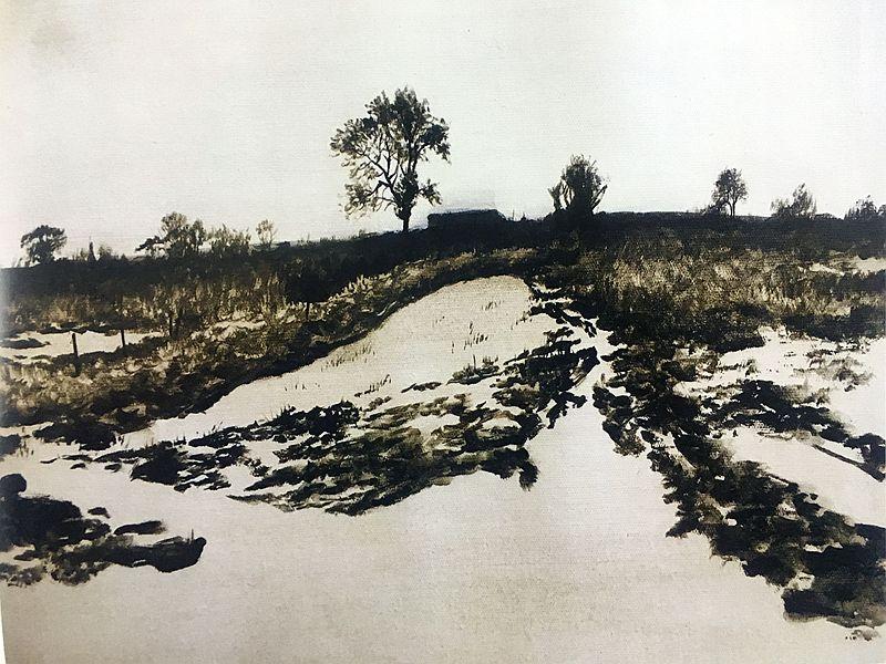 旅居意大利华人油画家方伟作品研讨会掠影