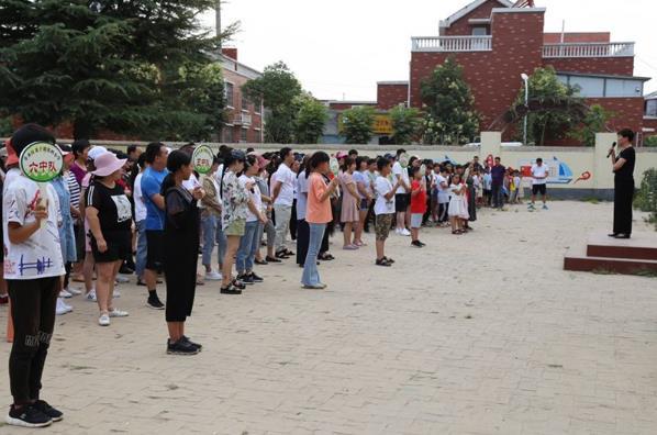"""郑州市兴达路街道:防溺水宣传进校园 暑期安全提前""""讲"""""""