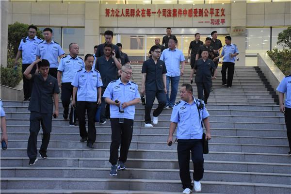 唐河县法院开展涉民生案件专项执行 执行攻坚不降温
