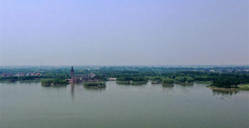 天津南湖·绿博园 休闲好去处