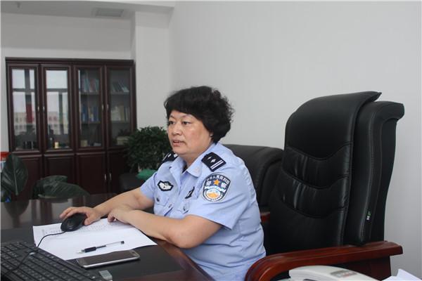 南召县公安局民警余东月——履职尽责 15年坚守法制一线