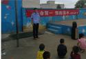 内乡岞曲镇派出所:开展预防学生溺水宣传教育工作