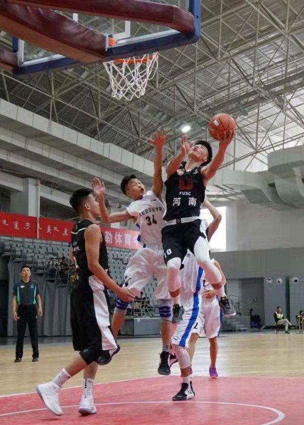 三门峡这个球队在国家级赛事上获奖 还刷新河南高职院校最好成绩
