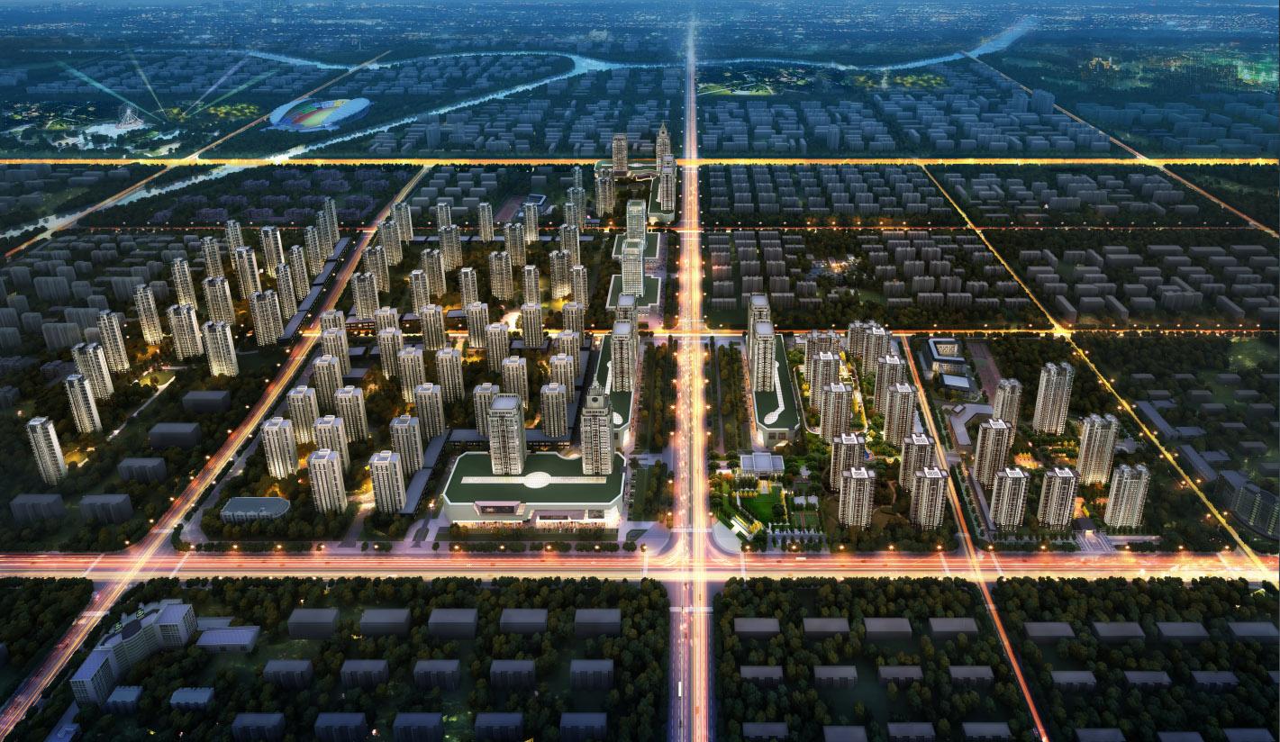 国悦城1.88亿城心拿地!居住在城市封面,才是生活的面子!