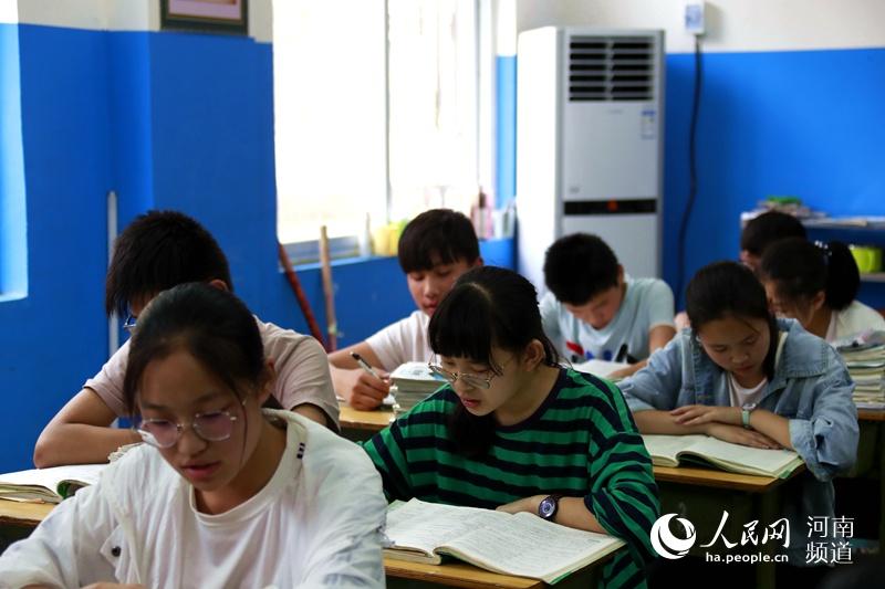 家长留言反映学生取暖问题 济源给所有山区学校加装取暖设施近3000台