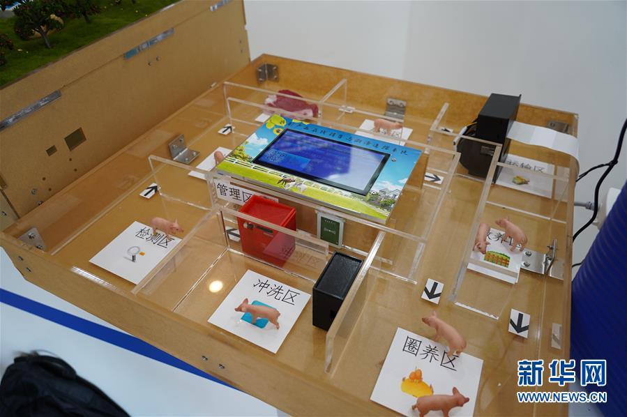 移动物联网博览会:智能小镇展现未来生活