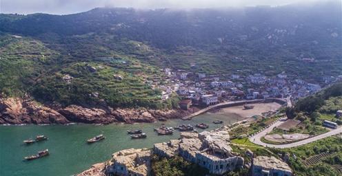 从风景美到产业美 南麂岛打造海岛特色民宿