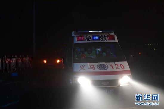三门峡气化厂爆炸:事故现场已经得到有效控制 事故原因正在调查中