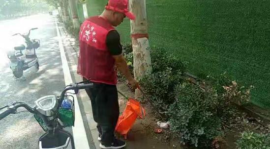 郑州市兴达路街道:志愿行动不停歇 让绿城使者成为新风尚