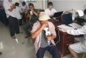 """河南内乡:岞曲卫生院""""搬来""""专家医疗扶贫"""