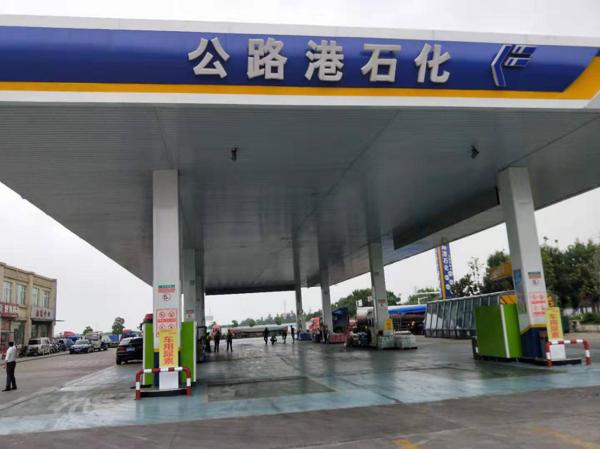 驻马店公路港石化售加水汽油 消费者新车跑一公里趴窝了