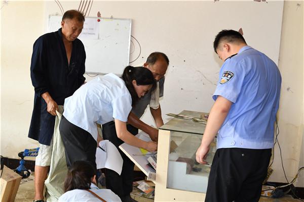 河南唐河:法院强制腾房 群众交口称赞