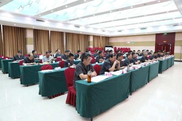 南阳市两级法院司法技术管理工作暨理论和实务研讨会在内乡召开