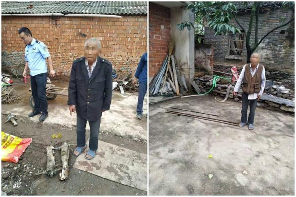 邓州:彭桥派出所民警走访过程中破获一起盗窃案