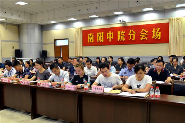 南阳法院发布行政审判白皮书 行政机关依法行政水平逐年提升