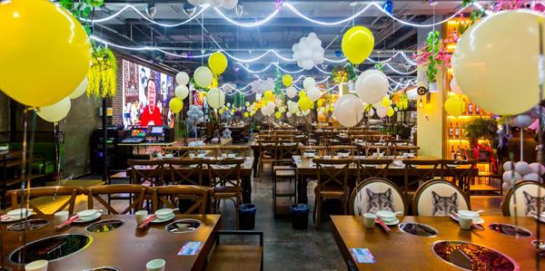 狼爱上羊音乐火锅酒吧在郑州盛大开业 汤潮倾情演出