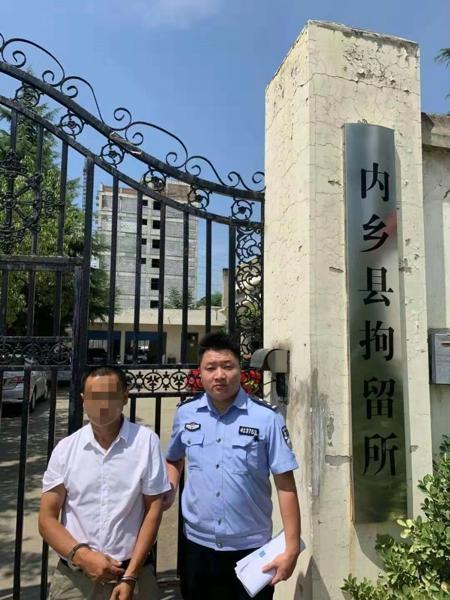 河南内乡:被执行人喊穷不还债 被拘留后忙还款