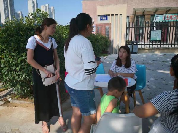 规范 负责 有序 平稳 ——郑州市高新区五龙口小学扎实做好新生入学报名工作