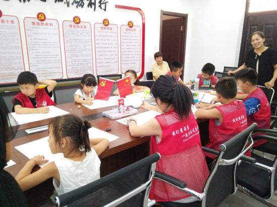 顺手中画笔绘竞赛,助力民族运触动会 ——郑州市工人新村社区当着民族运触动会绘画活触动