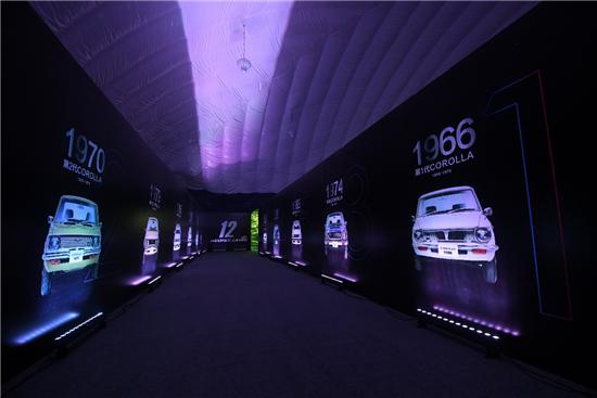 全新第12代卡罗拉郑州上市 首次搭载丰田智行互联系统