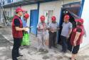 郑州市兴达路街道:普法宣传进工地 志愿服务入民心