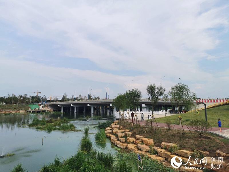 河南息县:青山绿水绕城郭 千年古城绽新颜