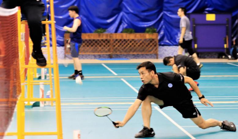2019年全国体育行业职业技能大赛在郑州举办