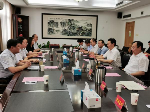 多方共赢 郑州银行与商丘市人民政府深化战略合作关系