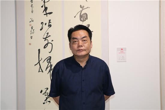 中原书派——河南代表书家书法作品展在郑州开幕