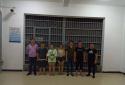 邓州警方捣毁一个藏匿在宾馆的吸毒窝点