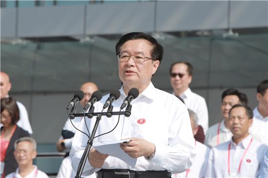 助力乡村产业振兴新发展 第二十二届中国农产品加工投洽会在驻马店盛大开幕