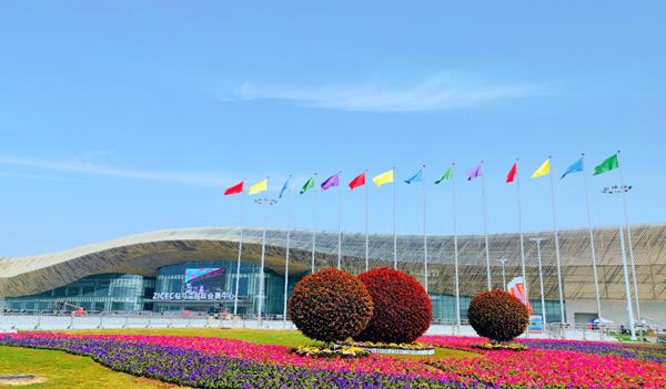 第二十二届中国农产品加工投洽会今日在驻马店盛大开幕